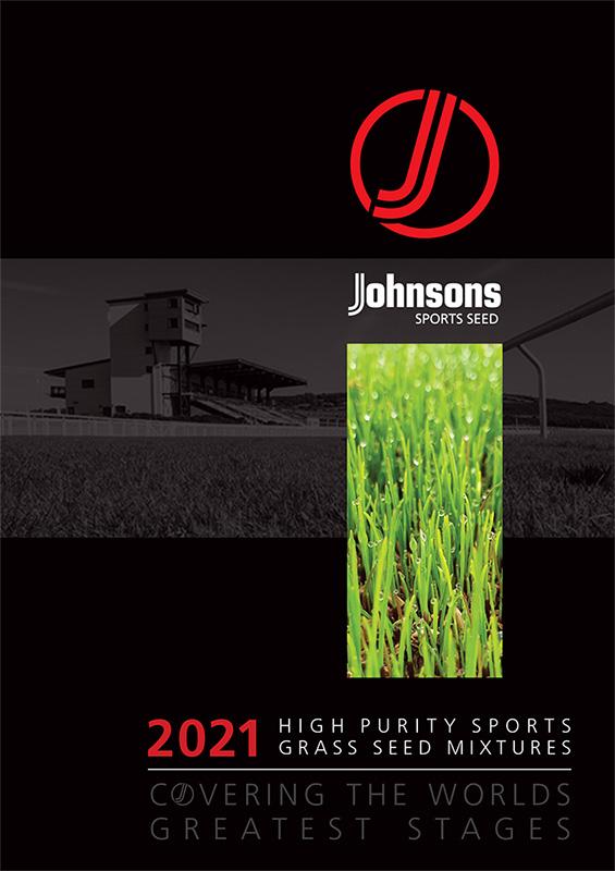 2021 Johnsons Sports Seed Catalogue
